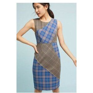NWOT Tracy Reese Patchwork Dress Anthropologie